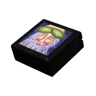 """Caspar"" Three Kings Christmas Art Jewelry Box"