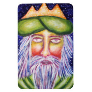 """Caspar"" Three Kings Christmas Art Magnet"