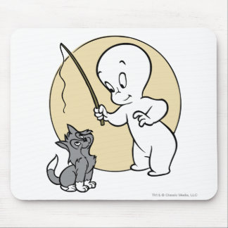 Casper and Kitten Mouse Pad