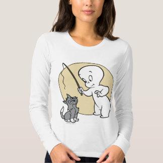 Casper and Kitten T-shirts