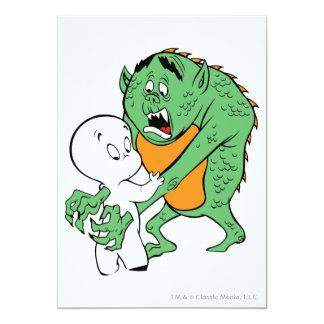 Casper and Monster Card
