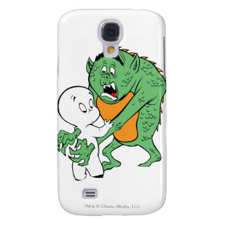 Casper and Monster Galaxy S4 Cover