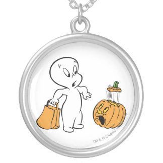Casper and Pumpkin 2 Jewelry