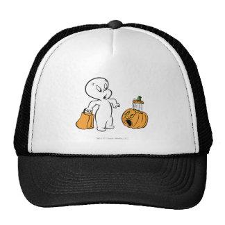 Casper and Pumpkin 2 Mesh Hat
