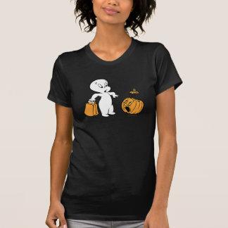 Casper and Pumpkin 2 T-shirts