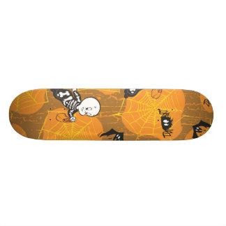 Casper and Spider Webs Skateboard Deck