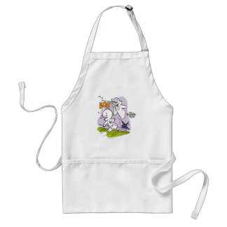 Casper and The Ghostly Trio Adult Apron