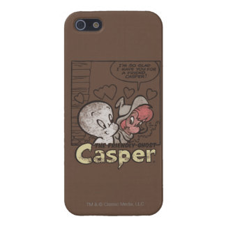 Casper and Wendy Case For iPhone SE/5/5s