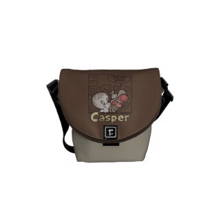 Casper and Wendy Courier Bag