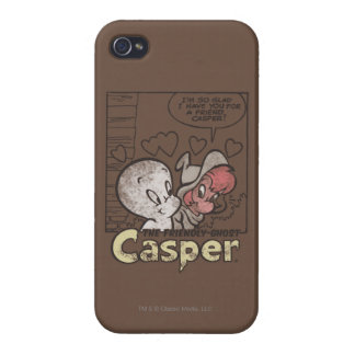Casper and Wendy iPhone 4/4S Case