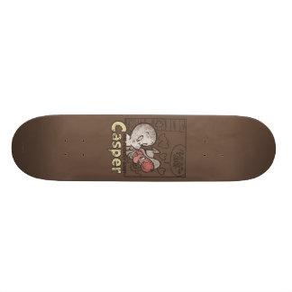 Casper and Wendy Skateboard Deck