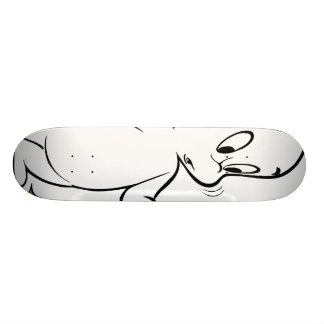 casper Apple Skateboard