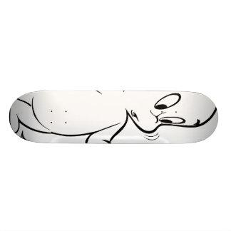 casper Apple Skateboard