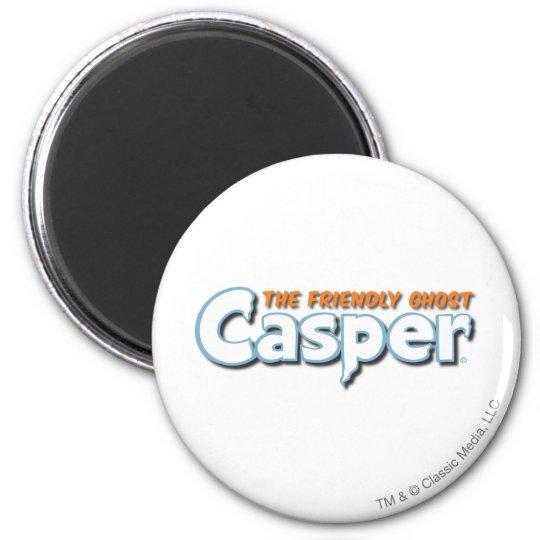 Casper Basic Logo Magnet