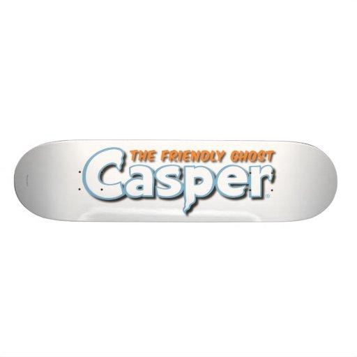 Casper Basic Logo Skate Board Deck