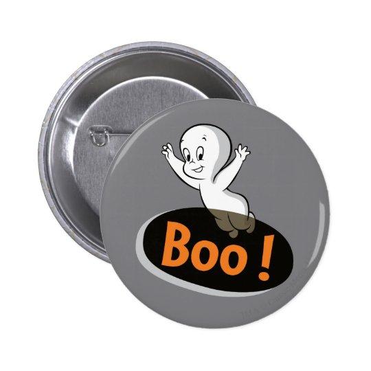 Casper Boo! Button
