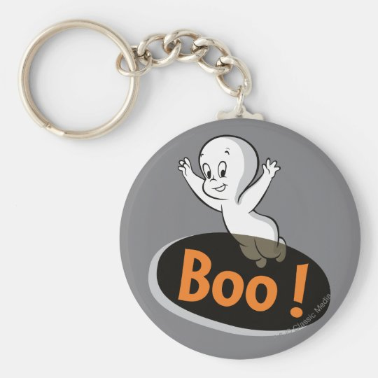 Casper Boo! Keychain
