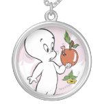 Casper Boo-ty-licious Round Pendant Necklace