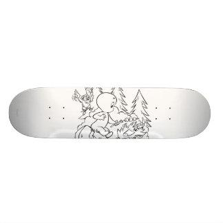 Casper Camping Skateboard