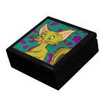 Casper Cat Keepsake Box