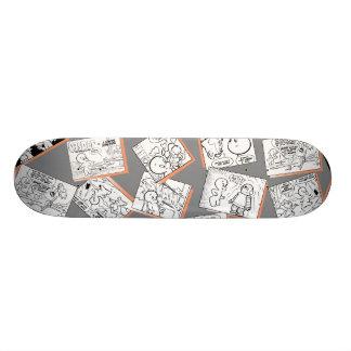 Casper Comics Skateboard Deck