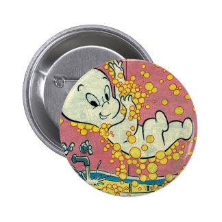 Casper Cover 5 Pinback Button