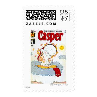 Casper Cover 6 Postage Stamp