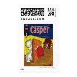 Casper Cover 7 Postage Stamps