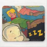 Casper Cover 9 Mouse Pad