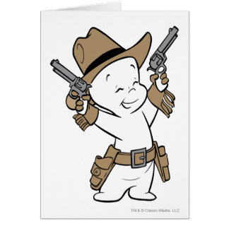 Casper Cowboy Card