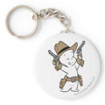 Casper Cowboy Keychain