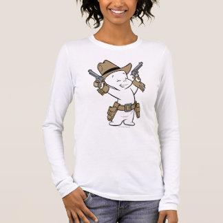 Casper Cowboy Long Sleeve T-Shirt