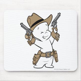 Casper Cowboy Mouse Pad