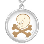Casper Crossbones Custom Necklace