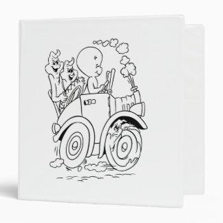 Casper Driving Binder