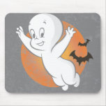 Casper Flying at Night Mouse Pad