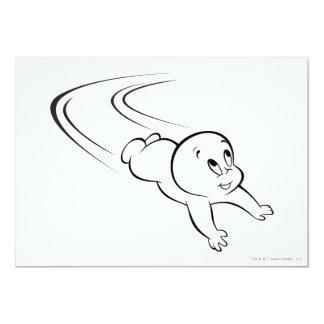 Casper Flying Card