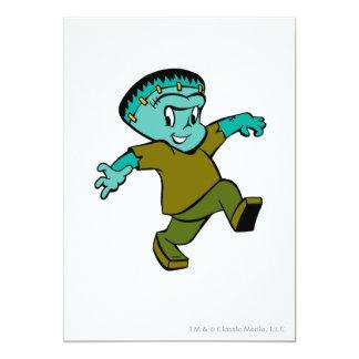 """Casper Frankenstein Invitación 5"""" X 7"""""""