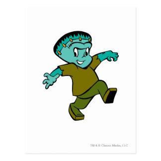 Casper Frankenstein Postal