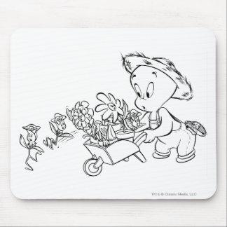 Casper Gardening Mouse Pad