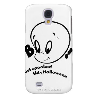 Casper Halloween Spooked Funda Para Galaxy S4
