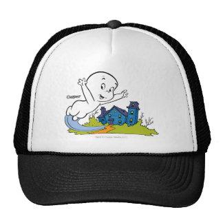 Casper Haunted House Trucker Hat