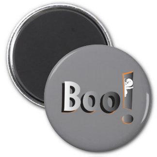 Casper in Boo! 2 Inch Round Magnet
