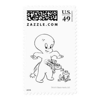 Casper Leap Frog Stamps