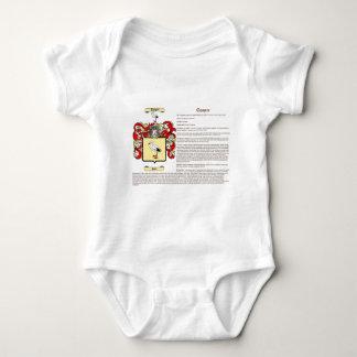 Casper (meaning) baby bodysuit