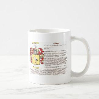 Casper (meaning) coffee mug