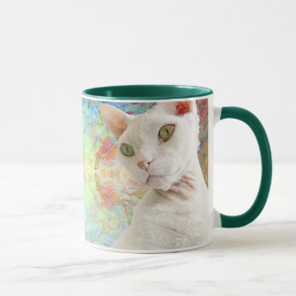 Casper on Kaleidoscope design Mug