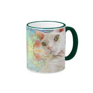 Casper on Kaleidoscope design Coffee Mug