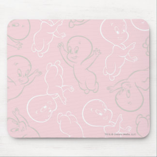 Casper Pattern Mouse Pad