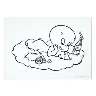 Casper Snacking en la nube Anuncio Personalizado